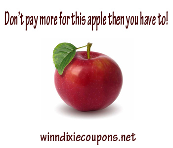 winn dixie apple